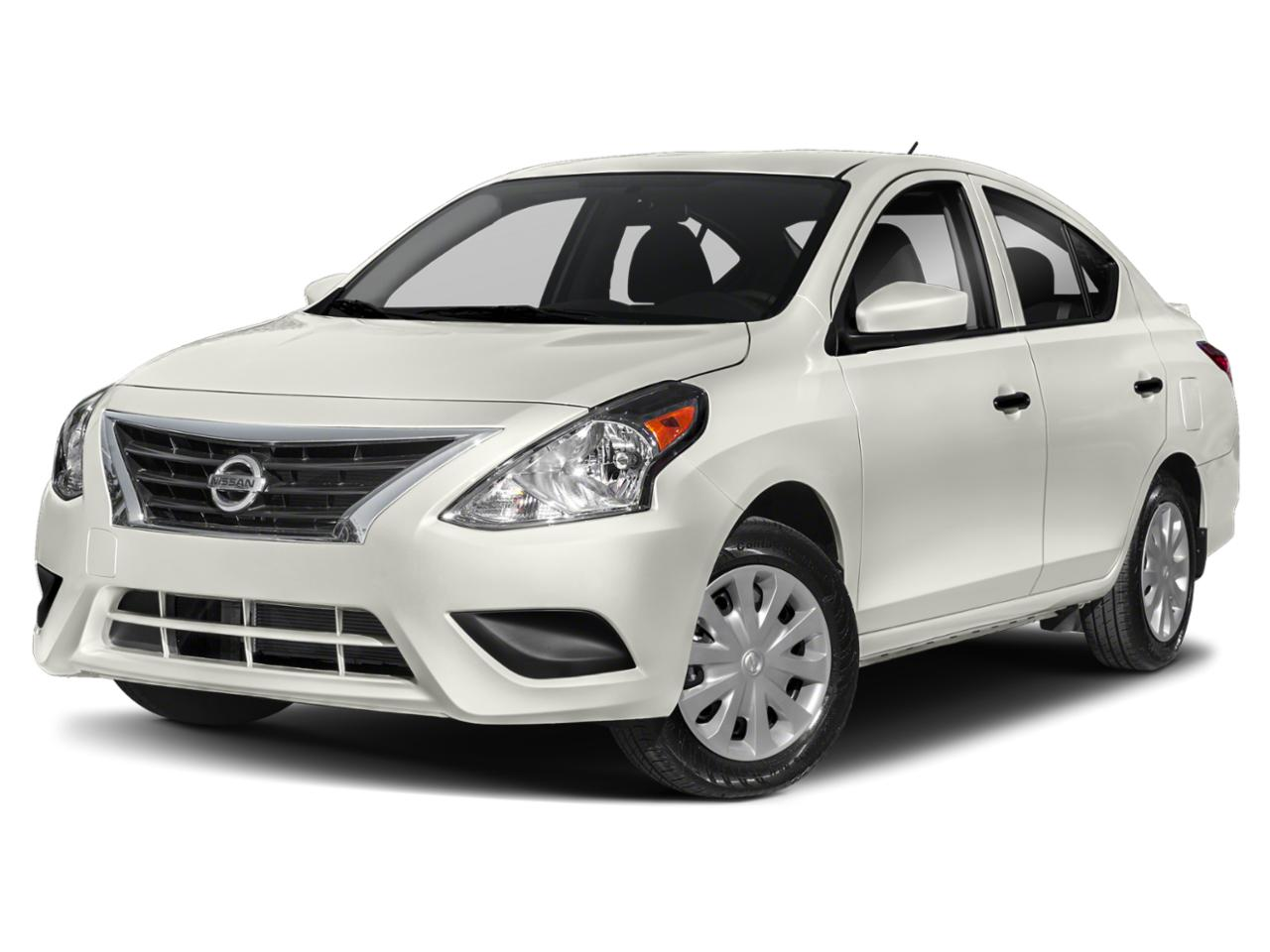 2019 Nissan Versa Sedan Vehicle Photo in Odessa, TX 79762