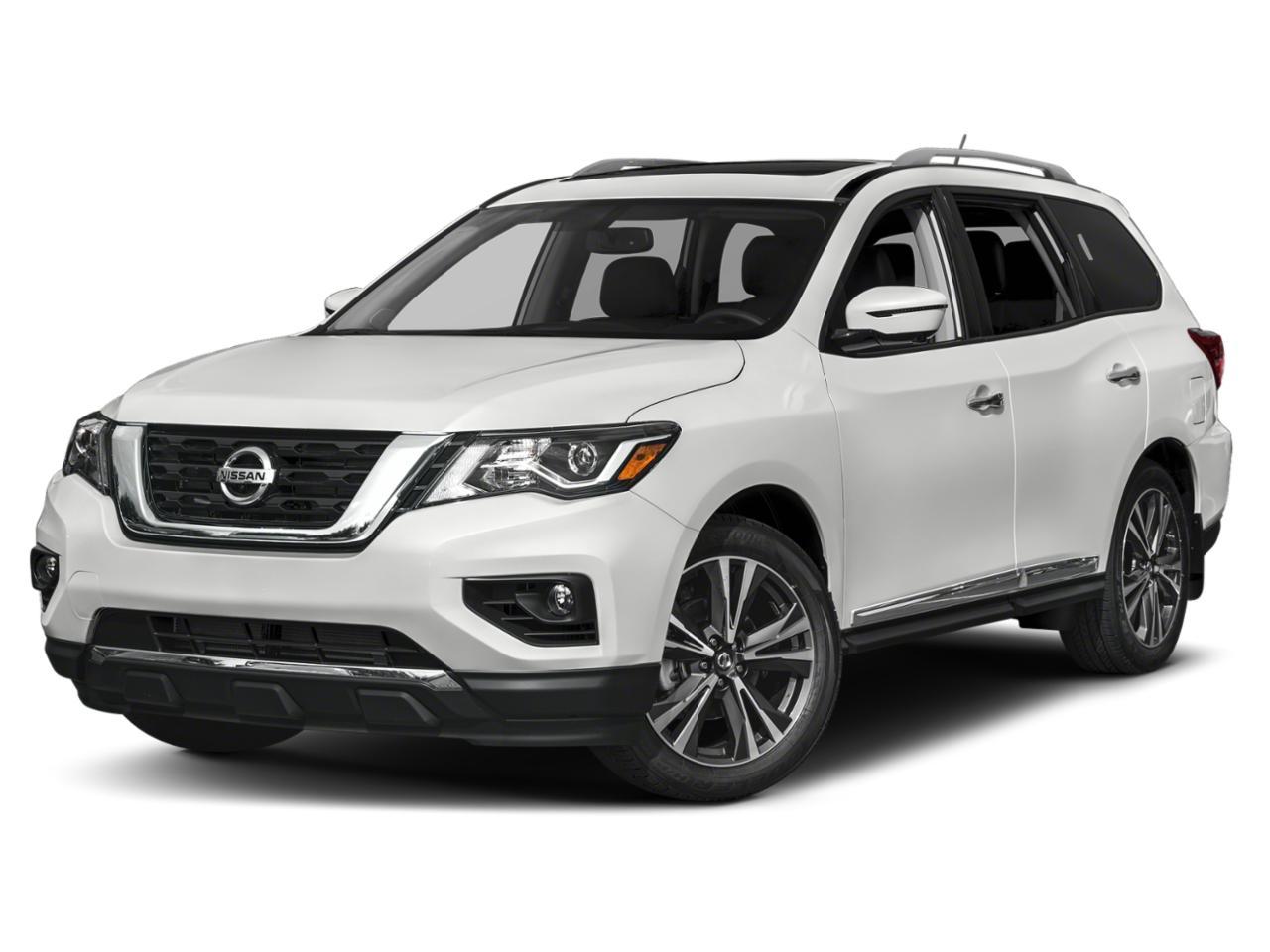 2019 Nissan Pathfinder Vehicle Photo in Columbia, TN 38401