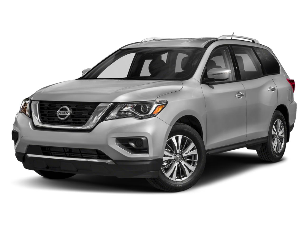 2019 Nissan Pathfinder Vehicle Photo in Mission, TX 78572