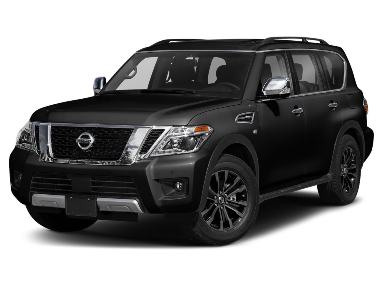 2019 Nissan Armada Vehicle Photo in MEDINA, OH 44256-9631