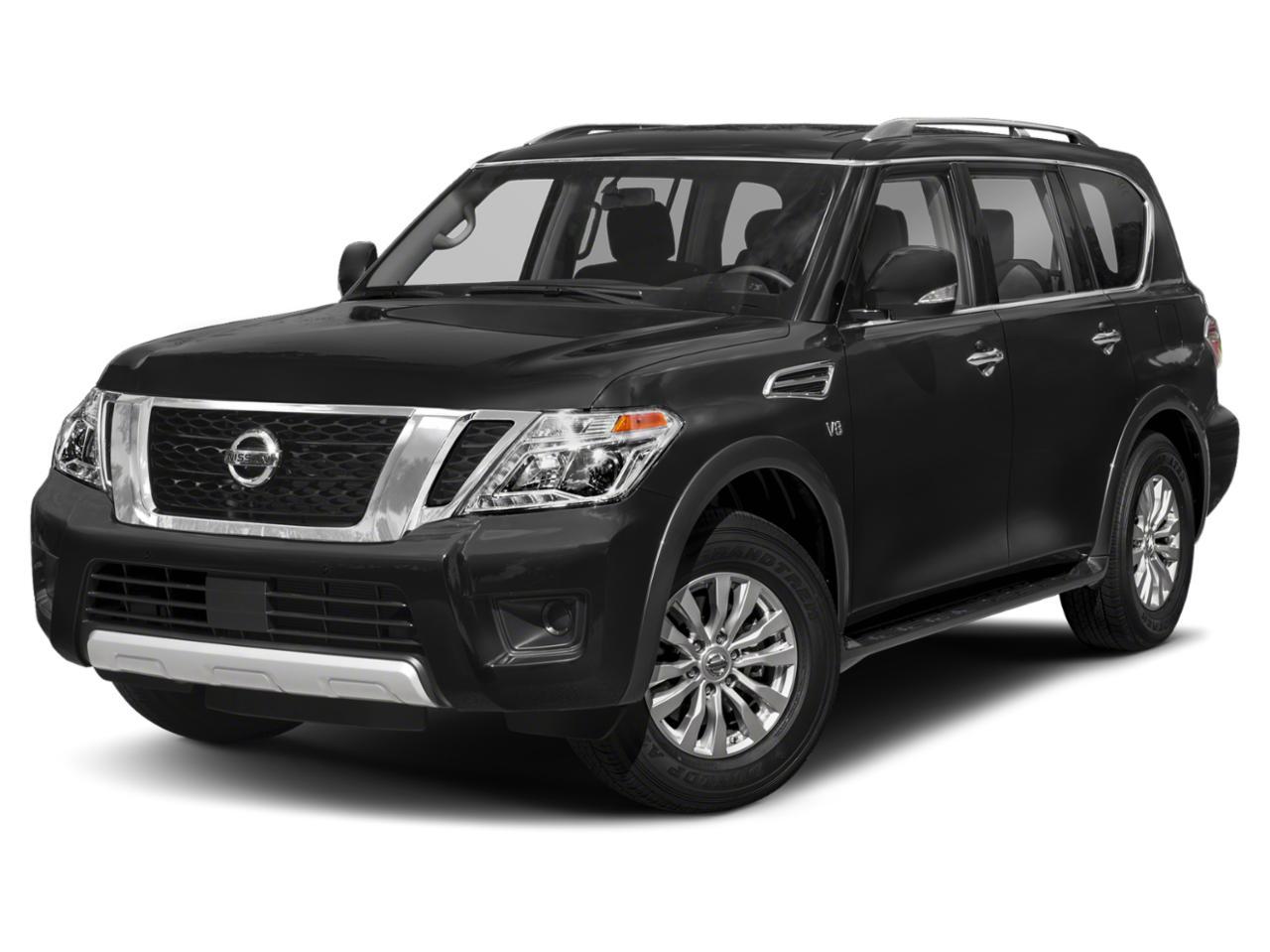 2019 Nissan Armada Vehicle Photo in Beaufort, SC 29906