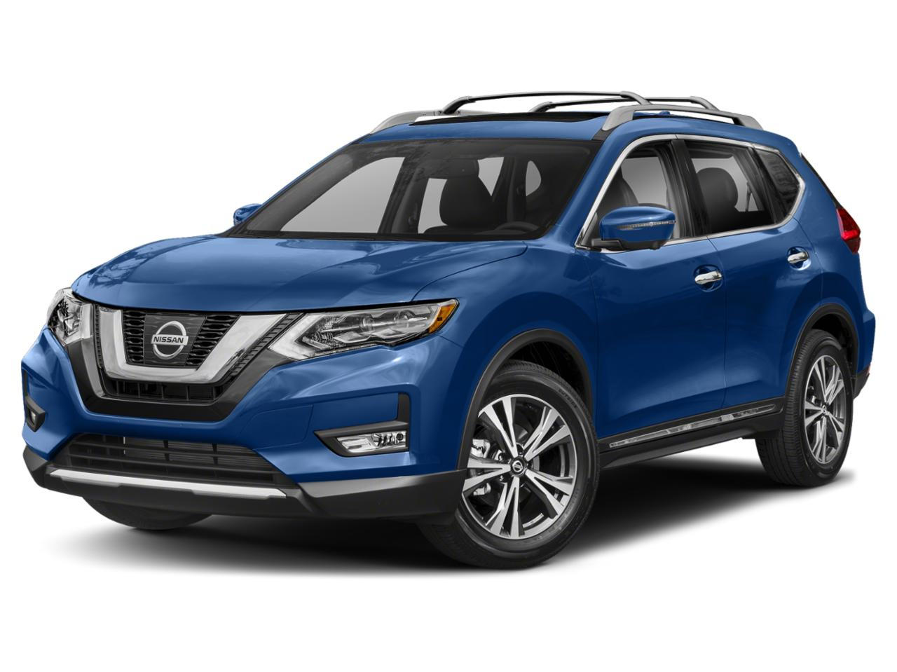 2019 Nissan Rogue Vehicle Photo in Burlington, WI 53105