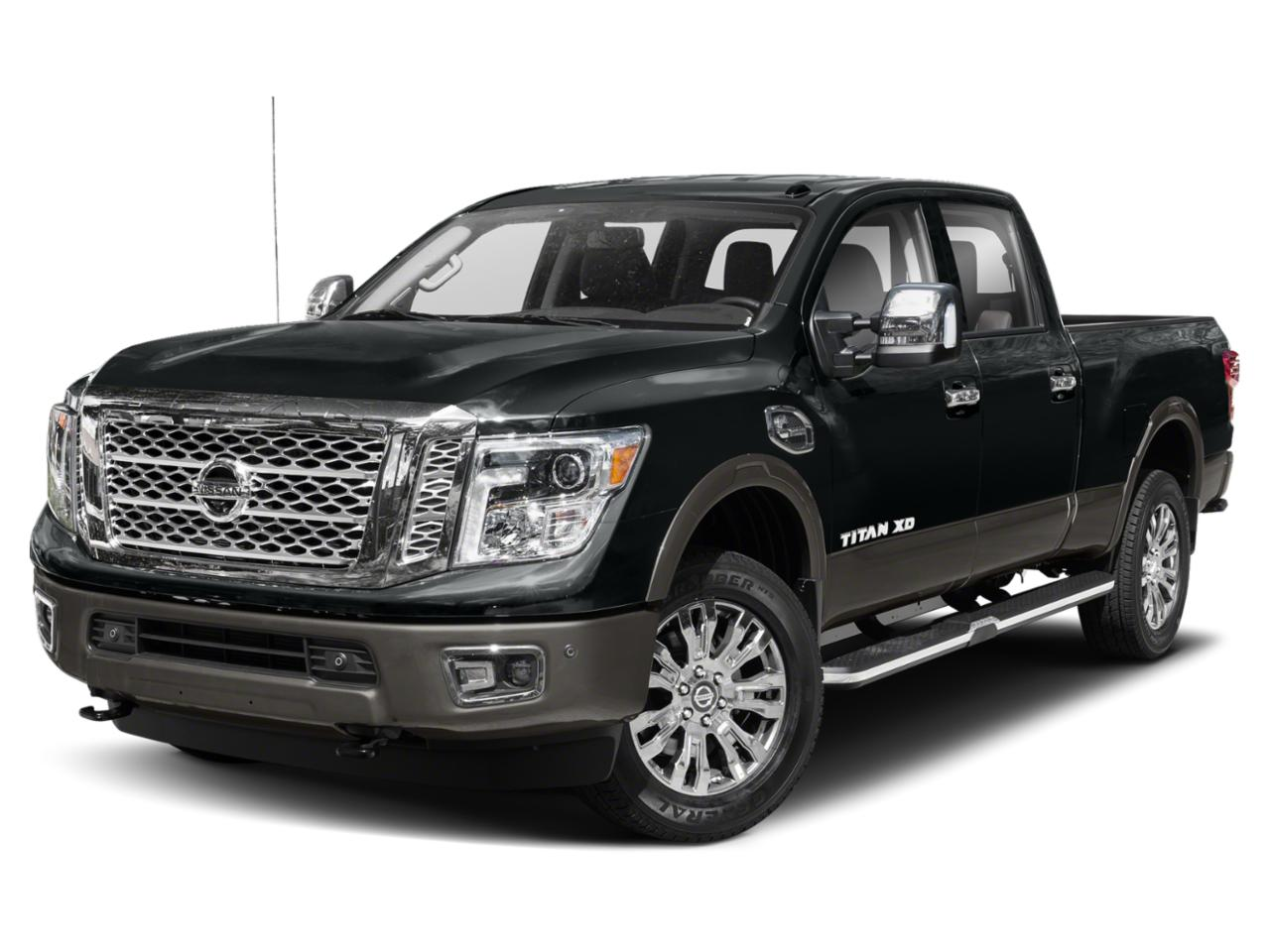 2019 Nissan Titan XD Vehicle Photo in Austin, TX 78759