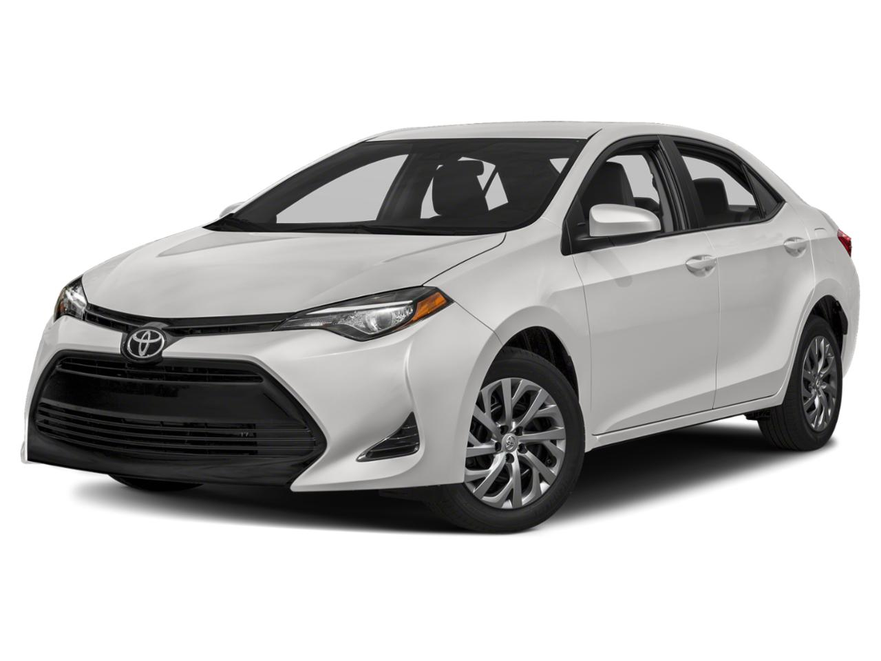 2019 Toyota Corolla Vehicle Photo in Joliet, IL 60435