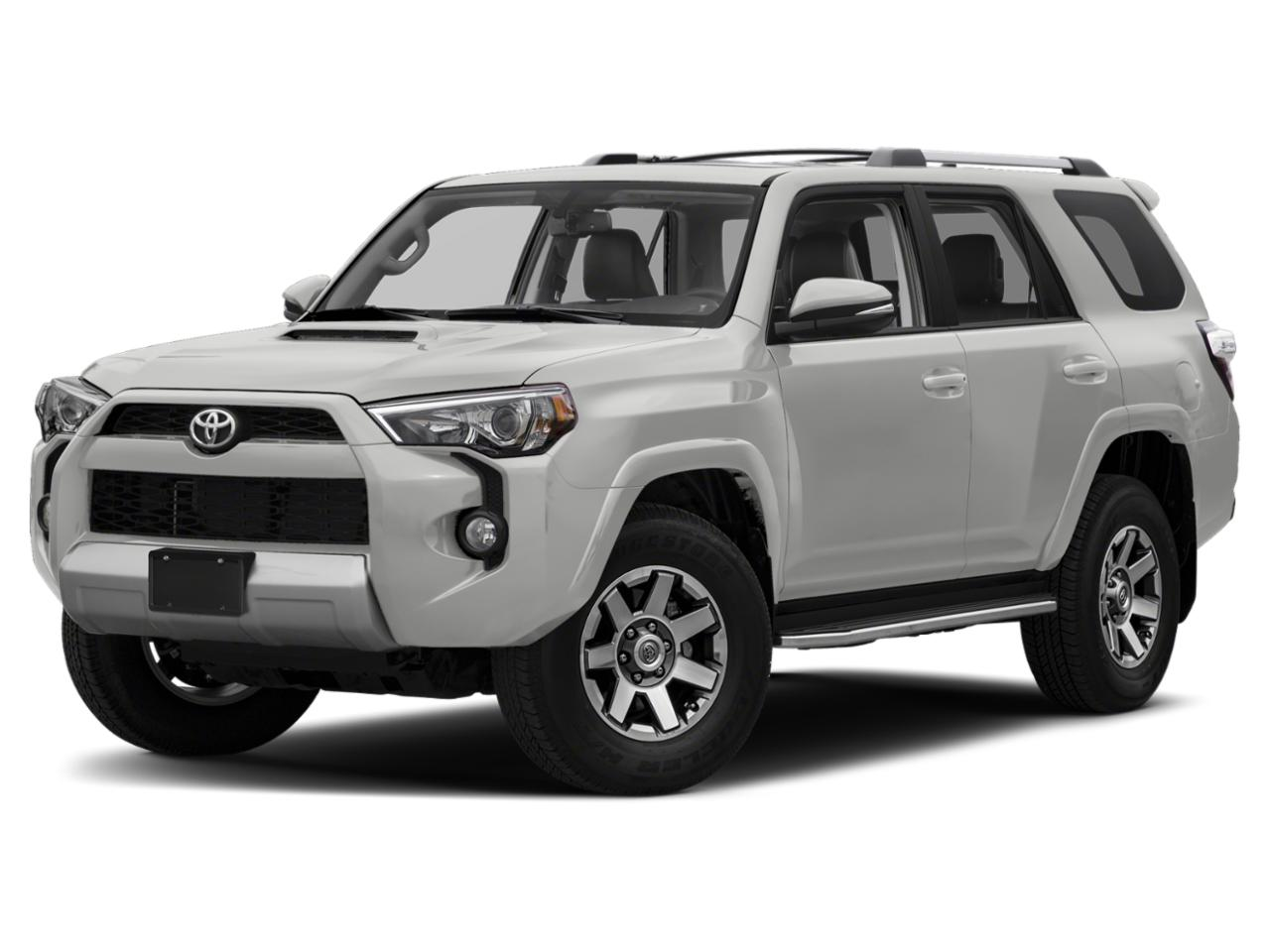 2019 Toyota 4Runner Vehicle Photo in Odessa, TX 79762