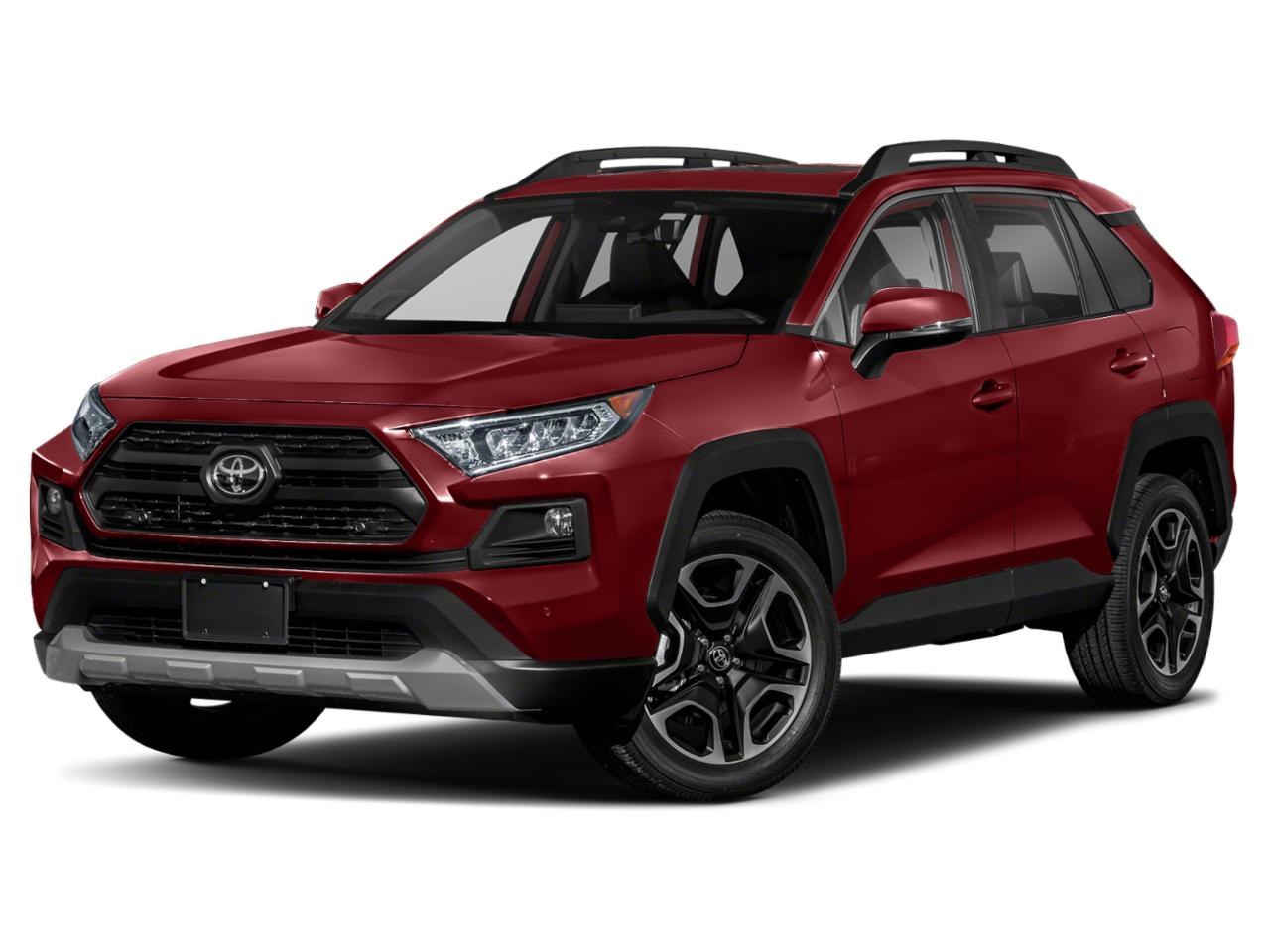 2019 Toyota RAV4 Vehicle Photo in OKLAHOMA CITY, OK 73131