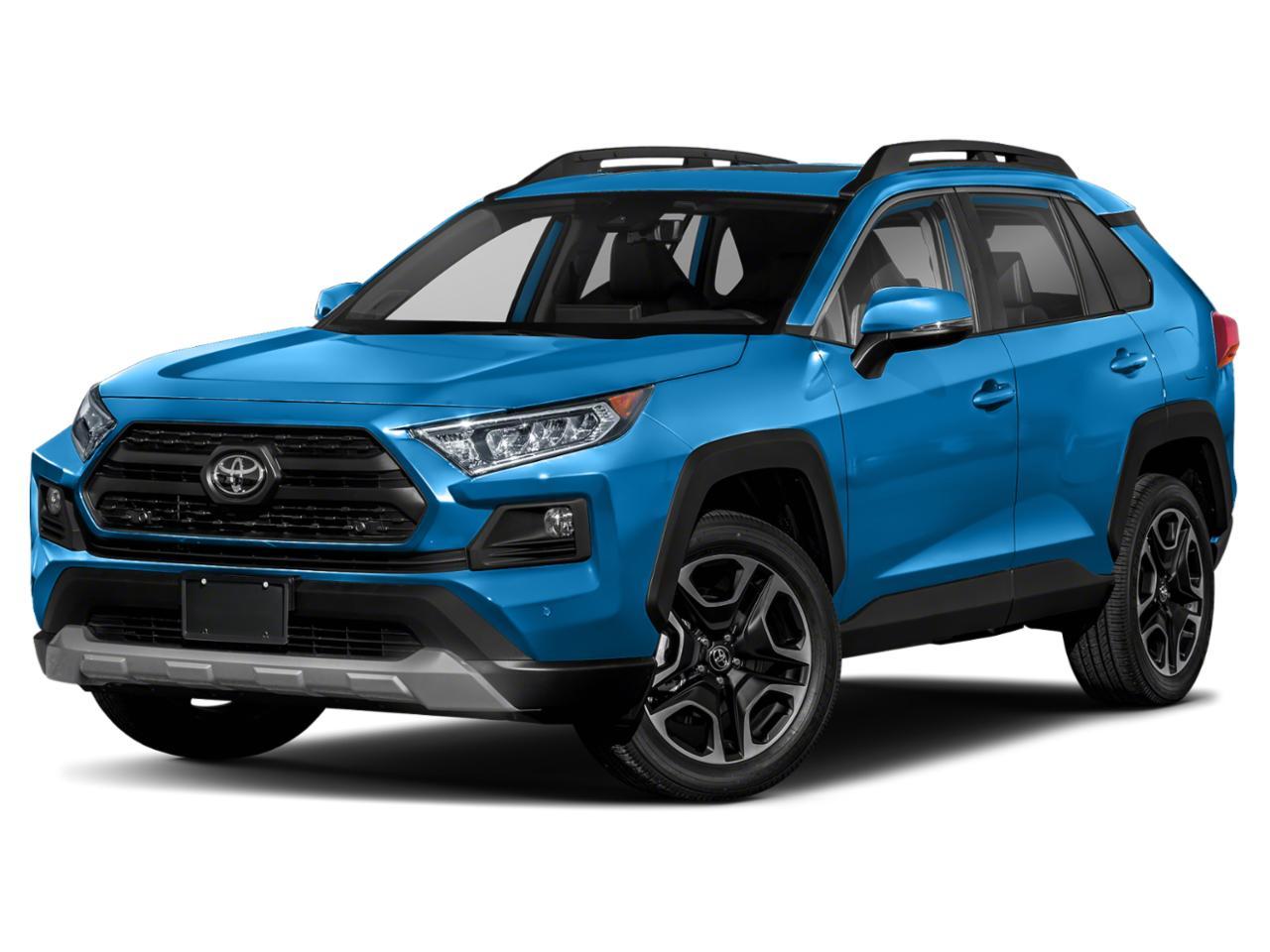 2019 Toyota RAV4 Vehicle Photo in Streetsboro, OH 44241