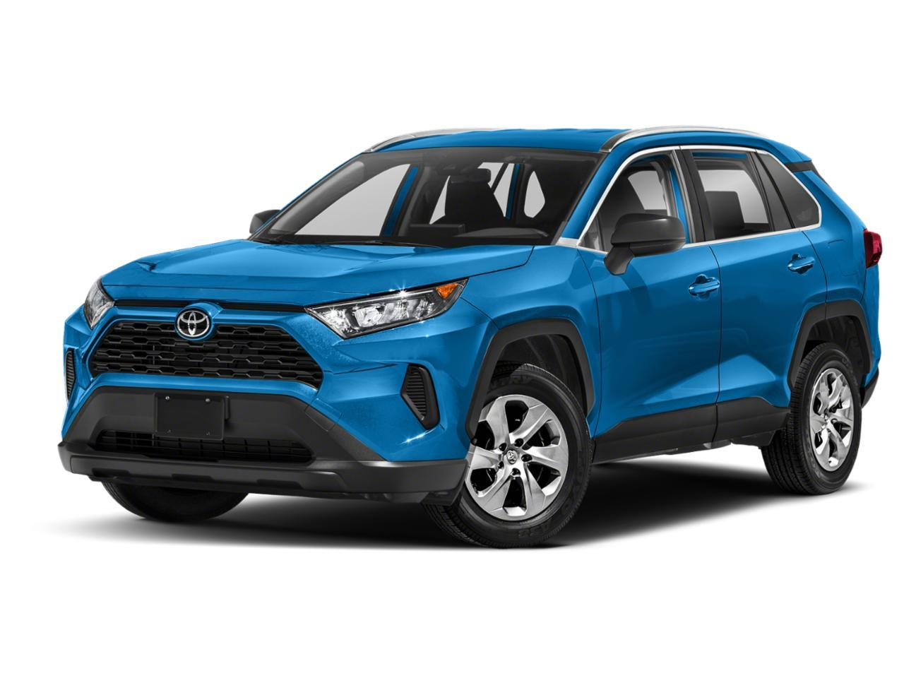 2019 Toyota RAV4 Vehicle Photo in BOONVILLE, IN 47601-9633