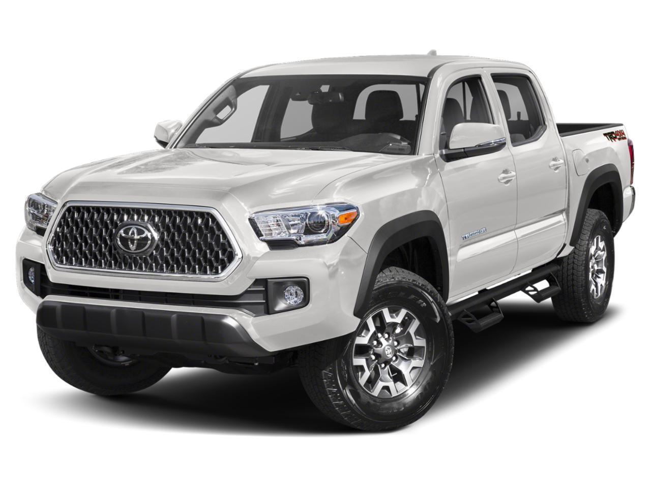 2019 Toyota Tacoma 4WD Vehicle Photo in Novato, CA 94945