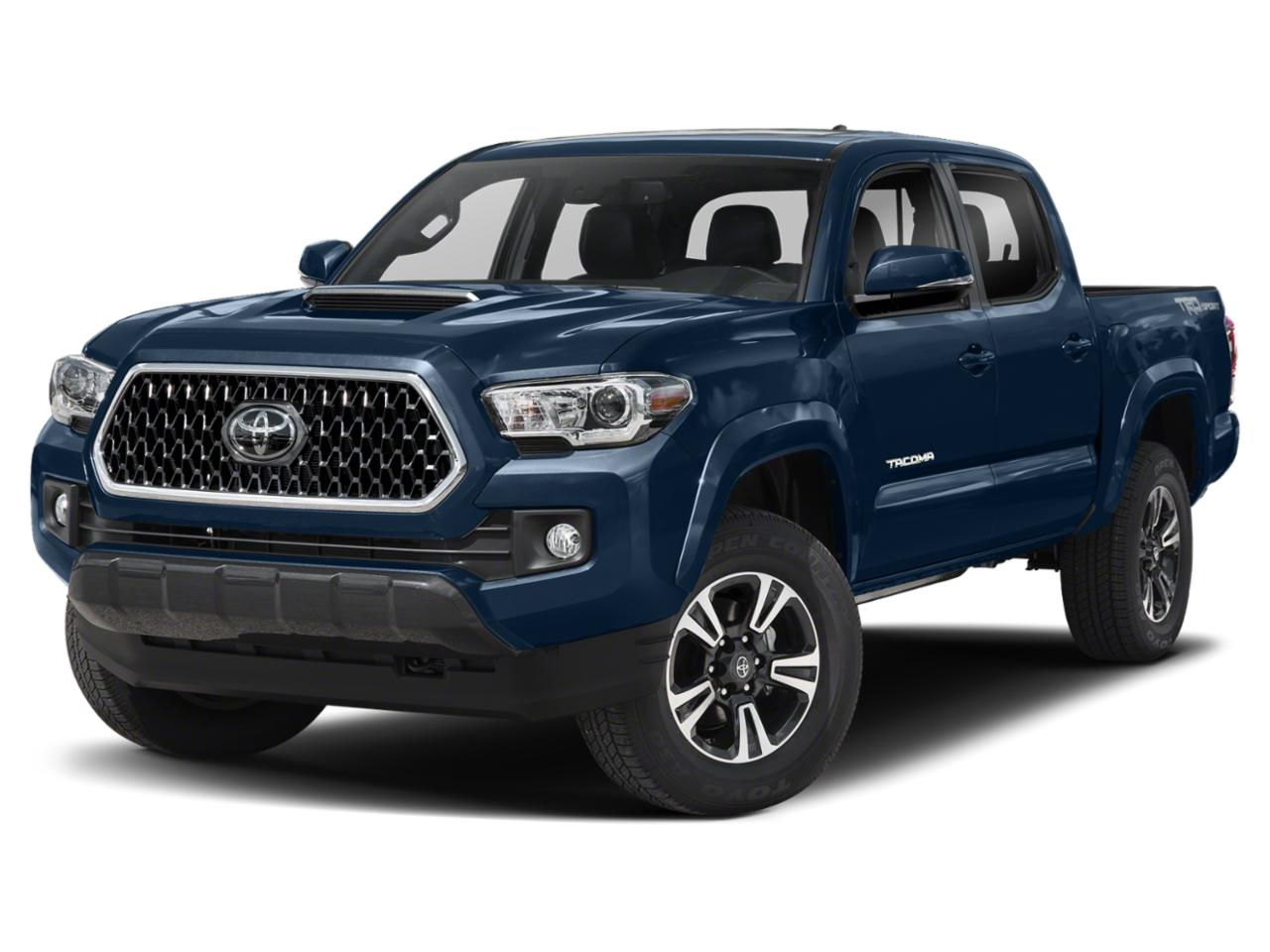 2019 Toyota Tacoma 2WD Vehicle Photo in El Paso, TX 79922