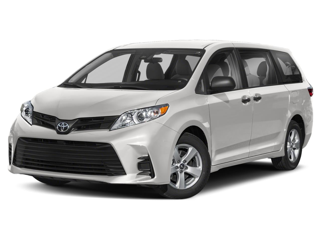 2019 Toyota Sienna Vehicle Photo in Spokane, WA 99207