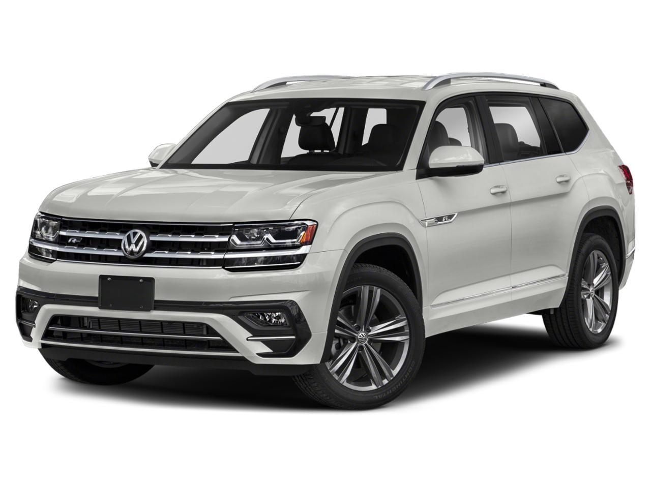 2019 Volkswagen Atlas Vehicle Photo in San Antonio, TX 78257
