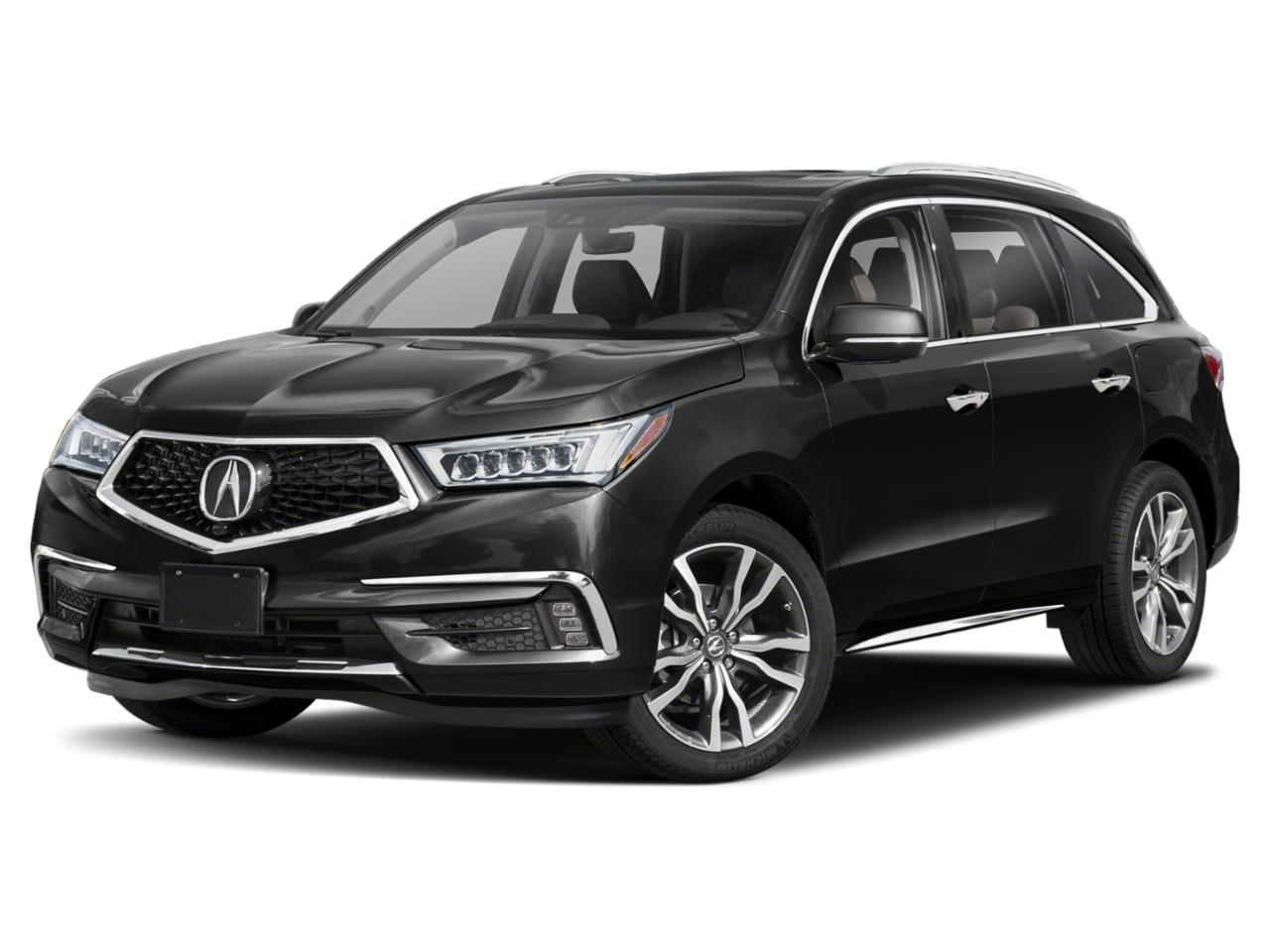 2020 Acura MDX Vehicle Photo in Joliet, IL 60435