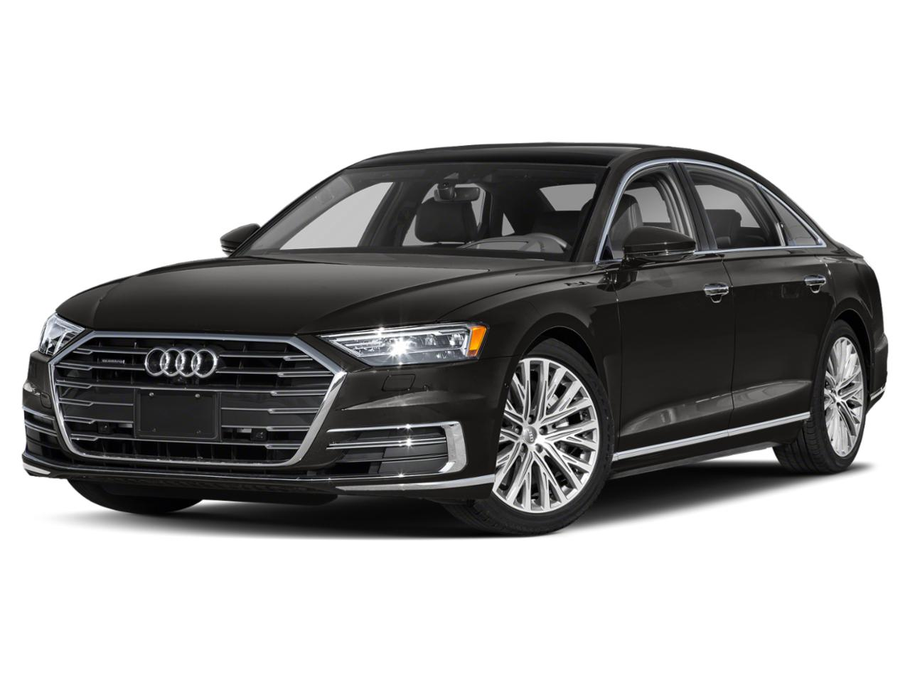 2020 Audi A8 L Vehicle Photo in Houston, TX 77090