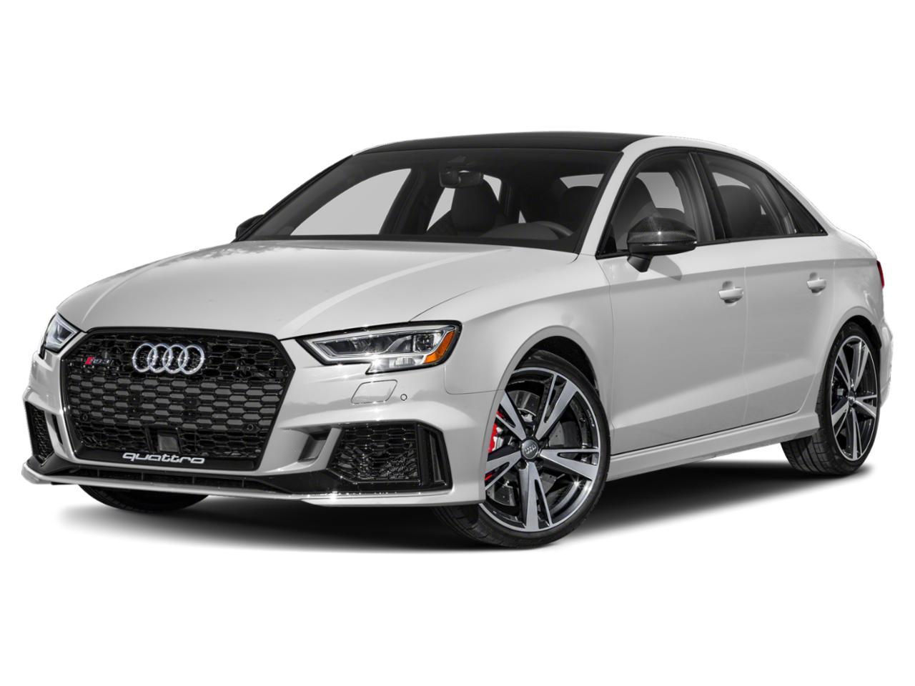 2020 Audi RS 3 Sedan Vehicle Photo in Houston, TX 77090