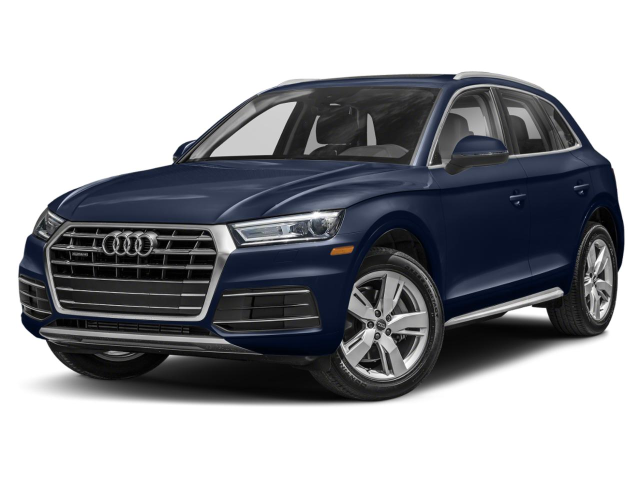 2020 Audi Q5 Vehicle Photo in State College, PA 16801