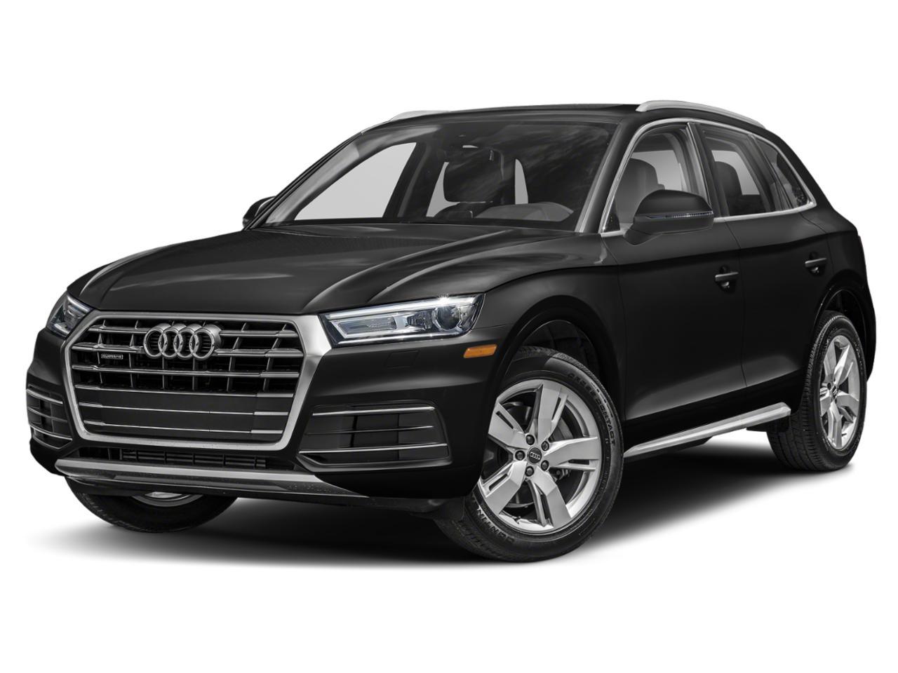 2020 Audi Q5 Vehicle Photo in Sugar Land, TX 77478