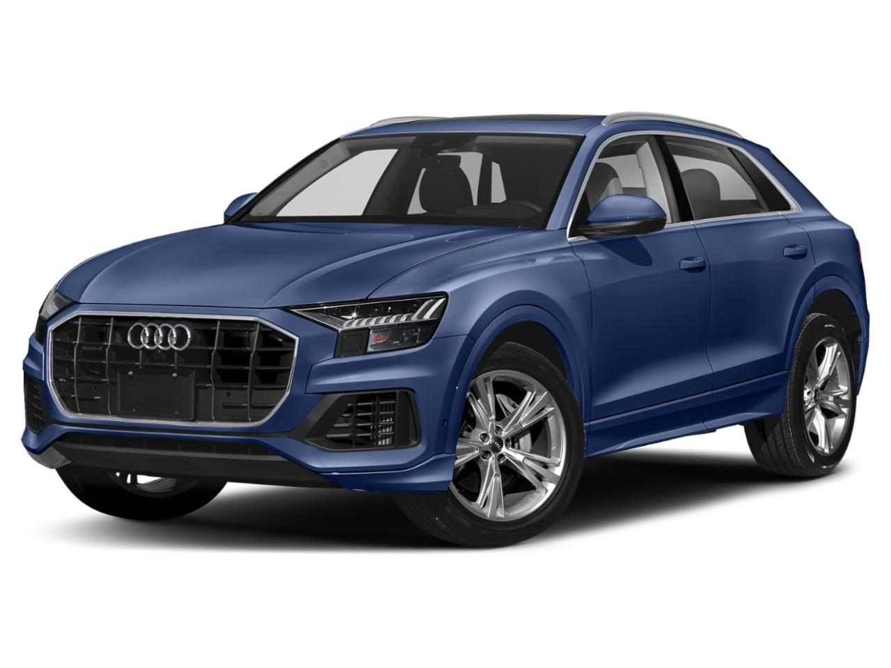 2020 Audi Q8 Vehicle Photo in Appleton, WI 54913