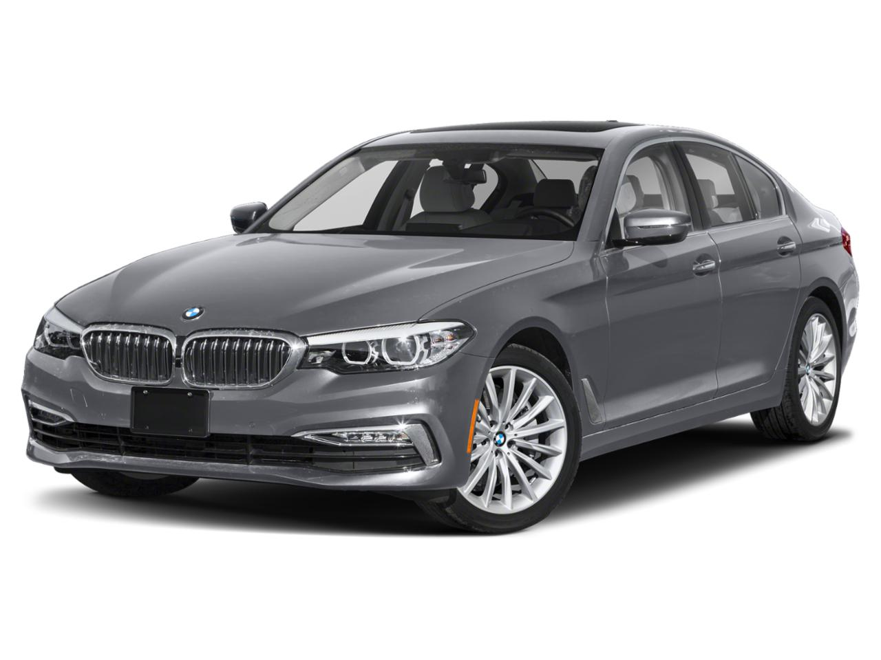 2020 BMW 530i Vehicle Photo in Charleston, SC 29407