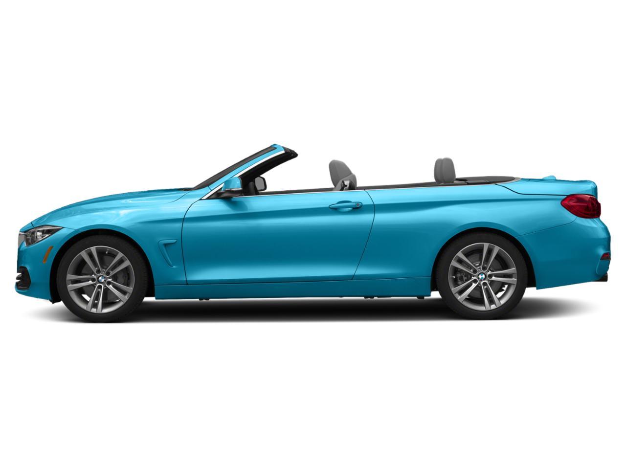 New 2020 Bmw 440i Snapper Rocks Blue Metallic Car For Sale Wba4z5c05l5s07018