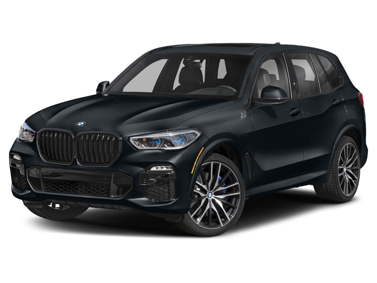 2020 BMW X5 M50i Vehicle Photo in Charleston, SC 29407