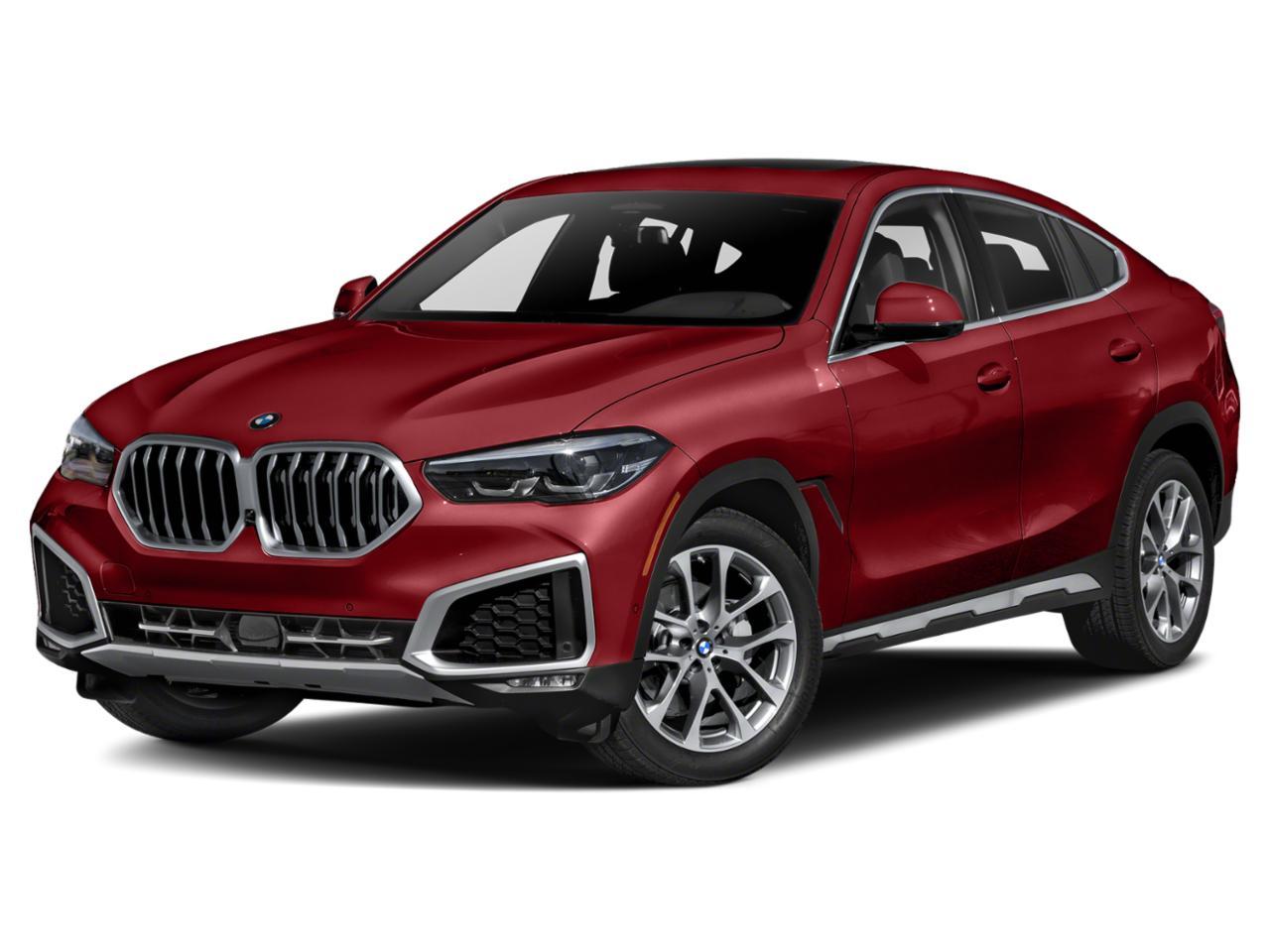 New 2020 BMW X6 xDrive40i Flamenco Red Metallic: Suv for ...