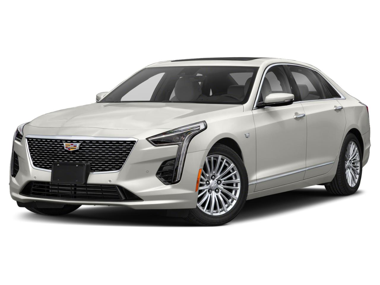 2020 Cadillac CT6 Vehicle Photo in Dallas, TX 75209