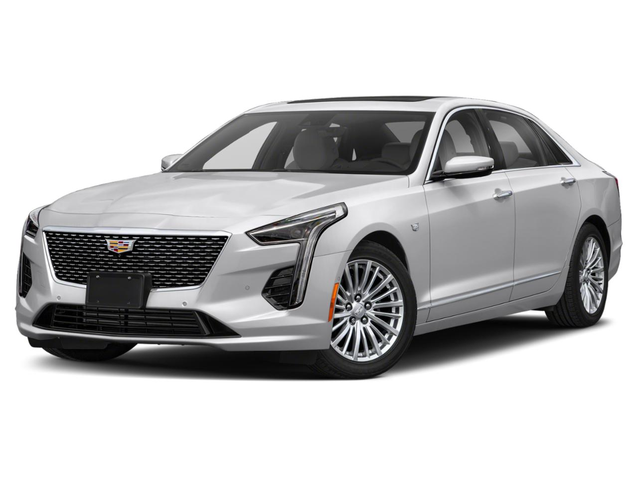 2020 Cadillac CT6 Vehicle Photo in Houston, TX 77079