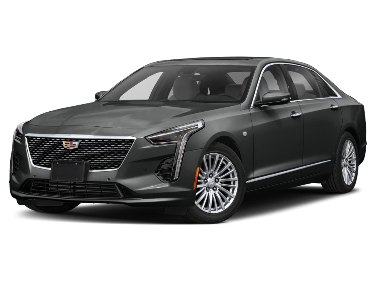 2020 Cadillac CT6 Vehicle Photo in San Antonio, TX 78230