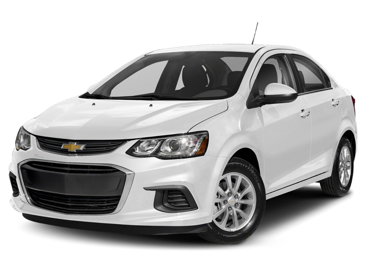 2020 Chevrolet Sonic Vehicle Photo in North Jackson, OH 44451