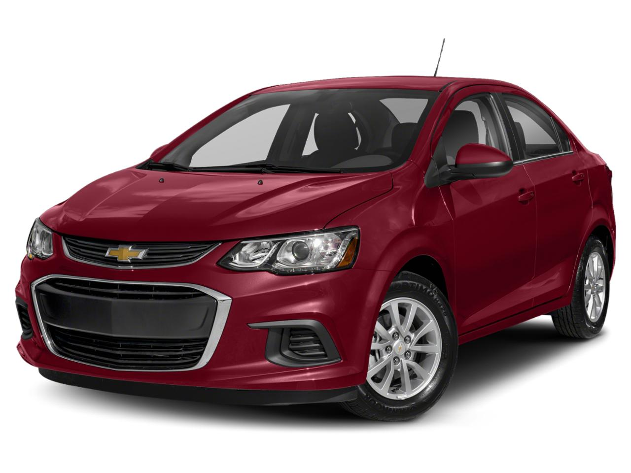 2020 Chevrolet Sonic Vehicle Photo in Phoenix, AZ 85014