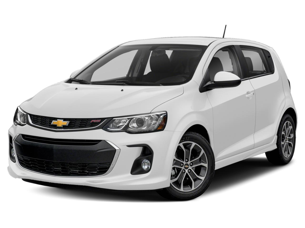 2020 Chevrolet Sonic Vehicle Photo in Terryville, CT 06786