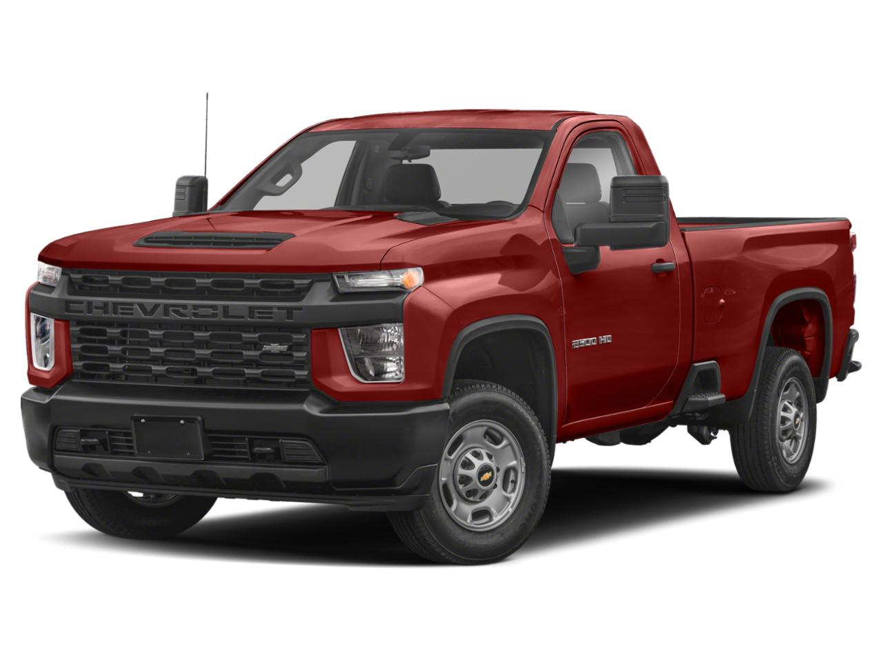 2020 Chevrolet Silverado 2500HD Vehicle Photo in South Portland, ME 04106