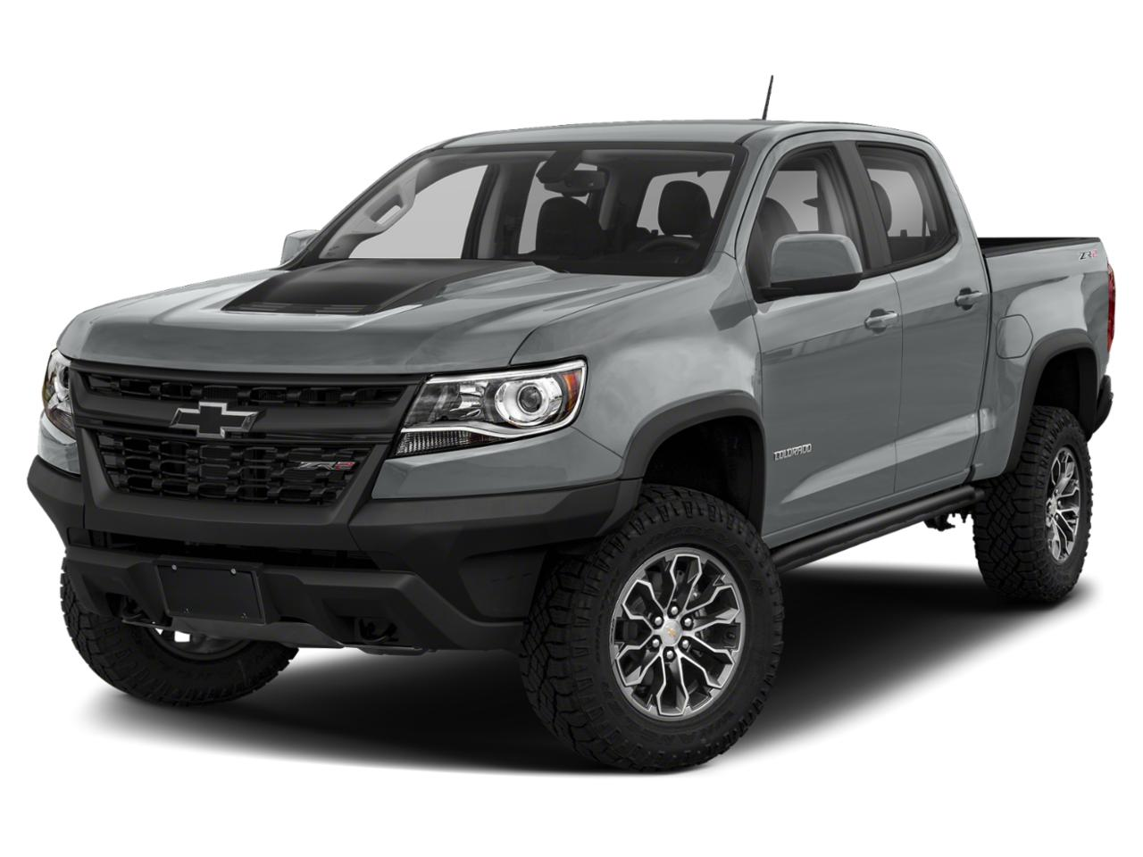 2020 Chevrolet Colorado Vehicle Photo in Hyde Park, VT 05655