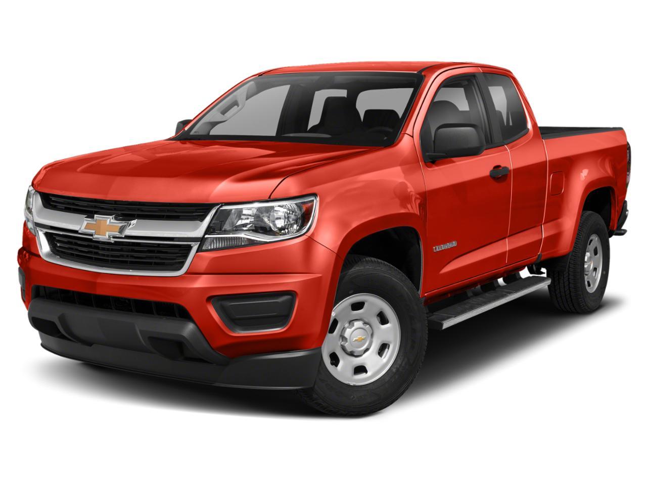 2020 Chevrolet Colorado Vehicle Photo in Midlothian, VA 23112