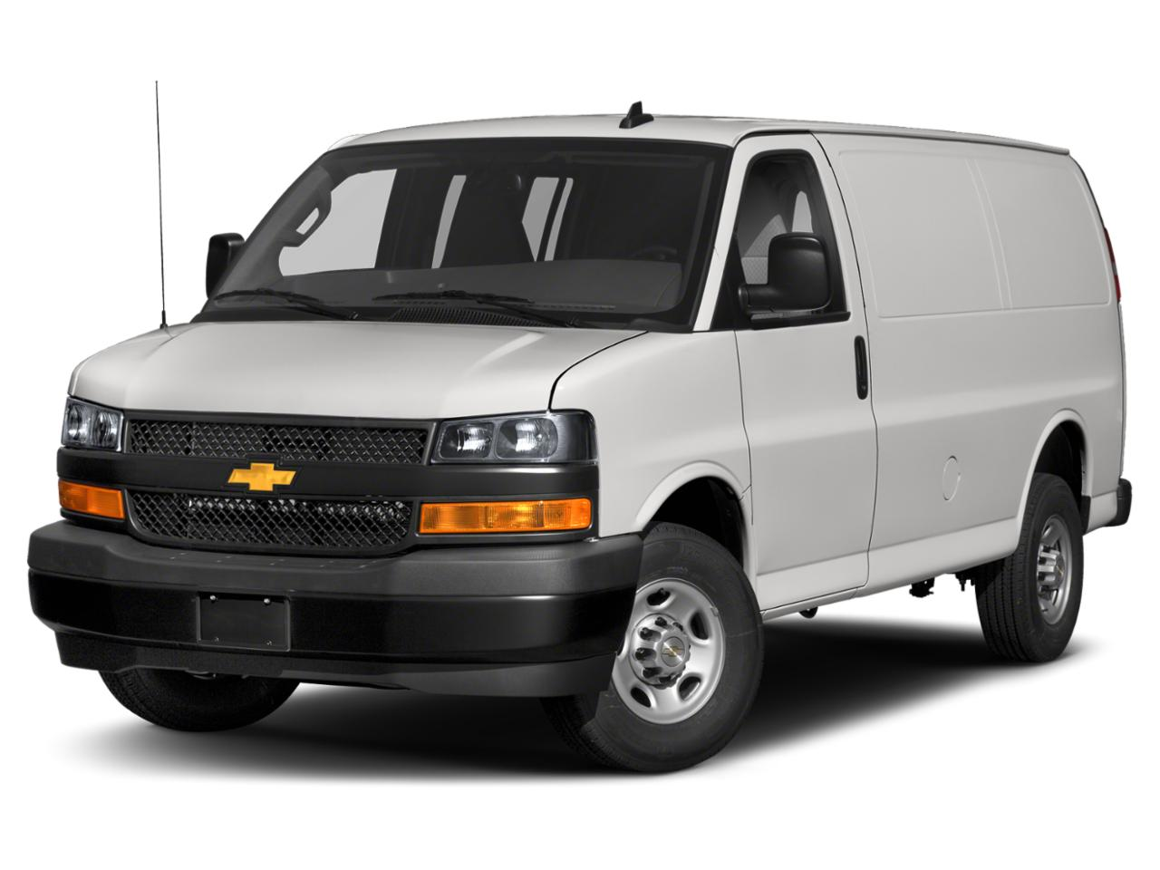 2020 Chevrolet Express Cargo Van Vehicle Photo in Puyallup, WA 98371