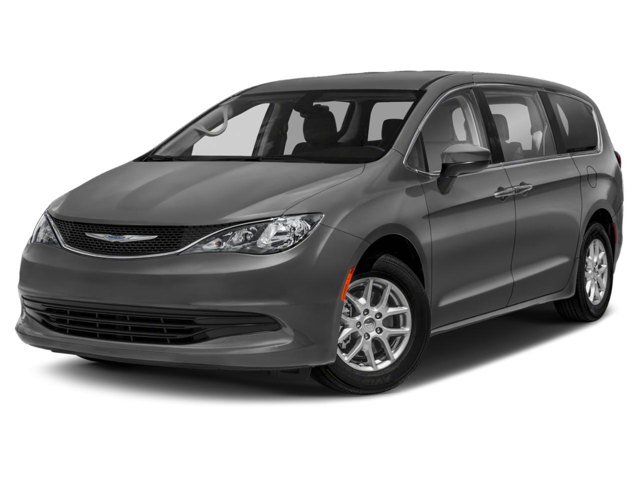 2020 Chrysler Pacifica Vehicle Photo in Lawrence, KS 66046