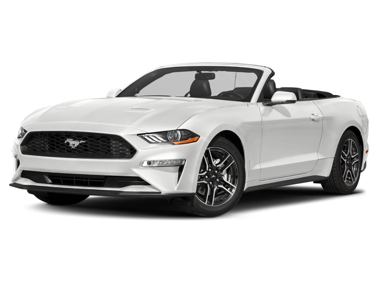 2020 Ford Mustang Vehicle Photo in Joliet, IL 60586