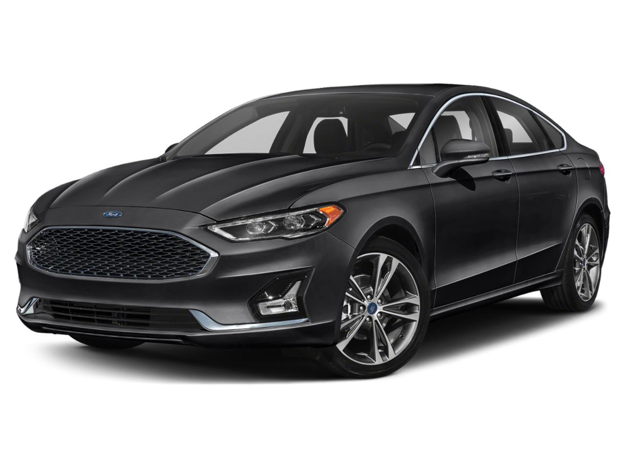 2020 Ford Fusion Vehicle Photo in Houston, TX 77074