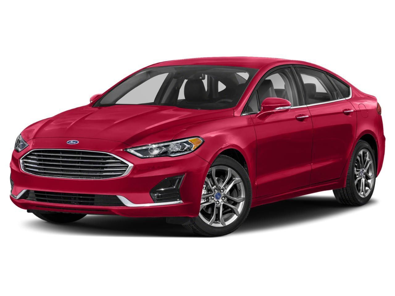 2020 Ford Fusion Vehicle Photo in Trinidad, CO 81082
