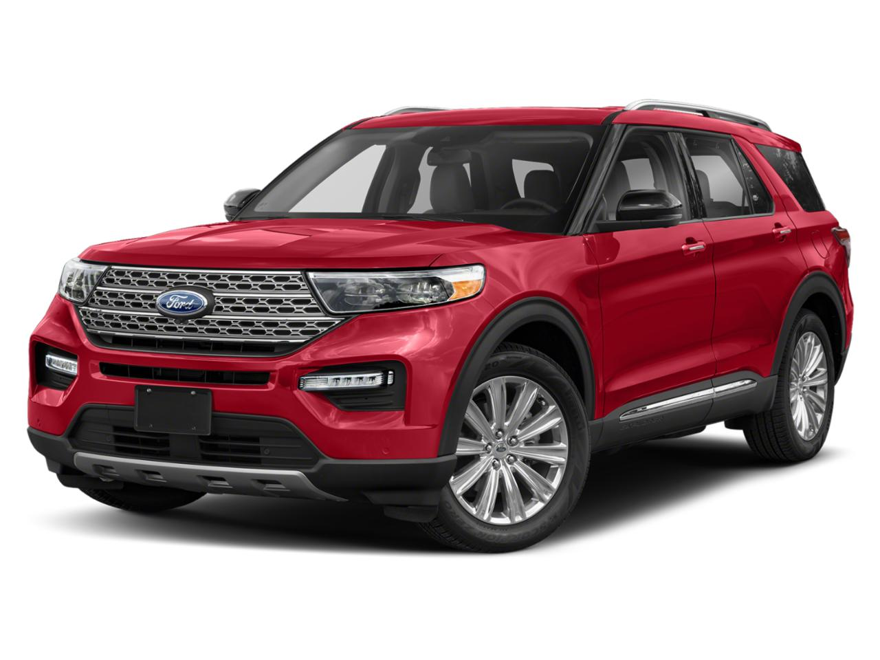 2020 Ford Explorer Vehicle Photo in El Paso, TX 79936