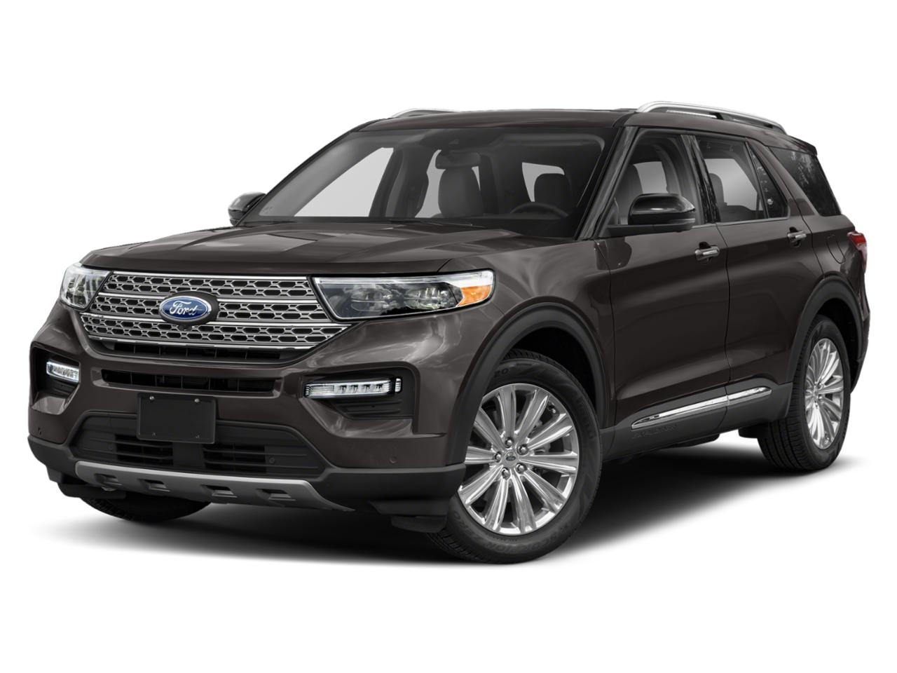 2020 Ford Explorer Vehicle Photo in Spokane, WA 99207