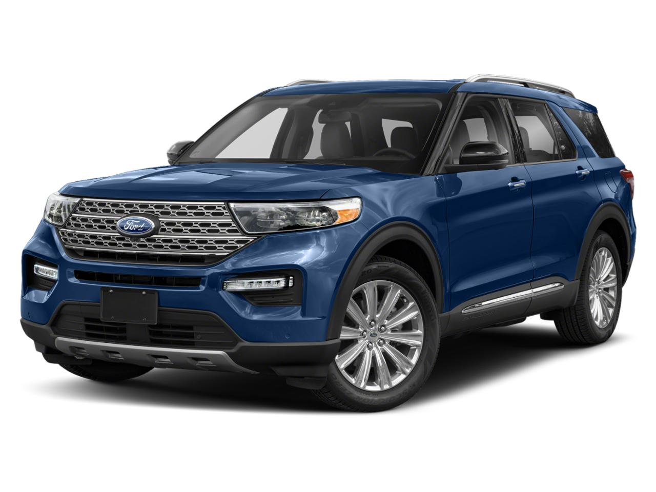 2020 Ford Explorer Vehicle Photo in Colorado Springs, CO 80920