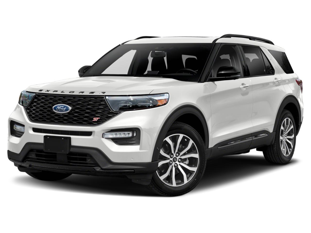2020 Ford Explorer Vehicle Photo in San Antonio, TX 78238