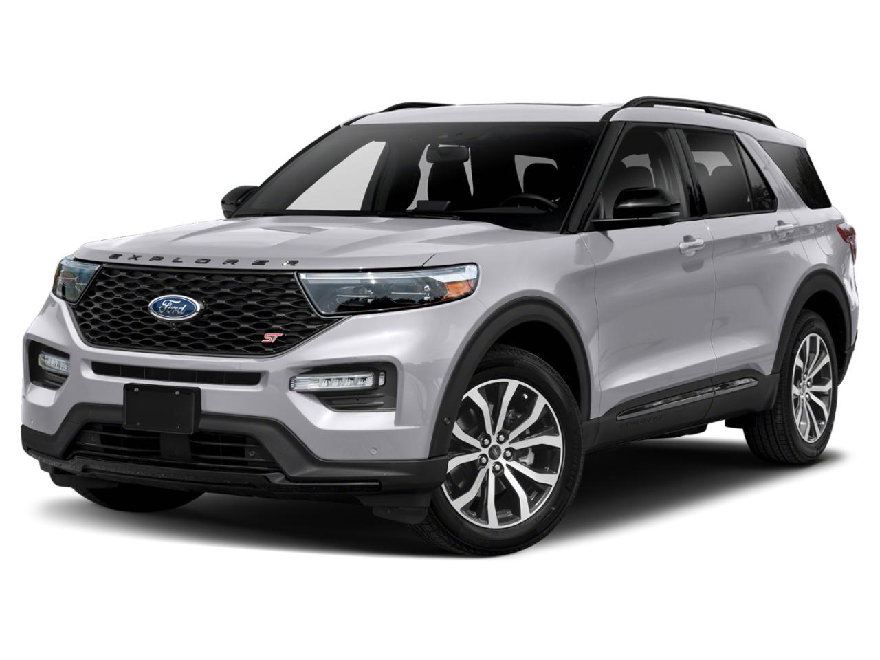 2020 Ford Explorer Vehicle Photo in Temple, TX 76502