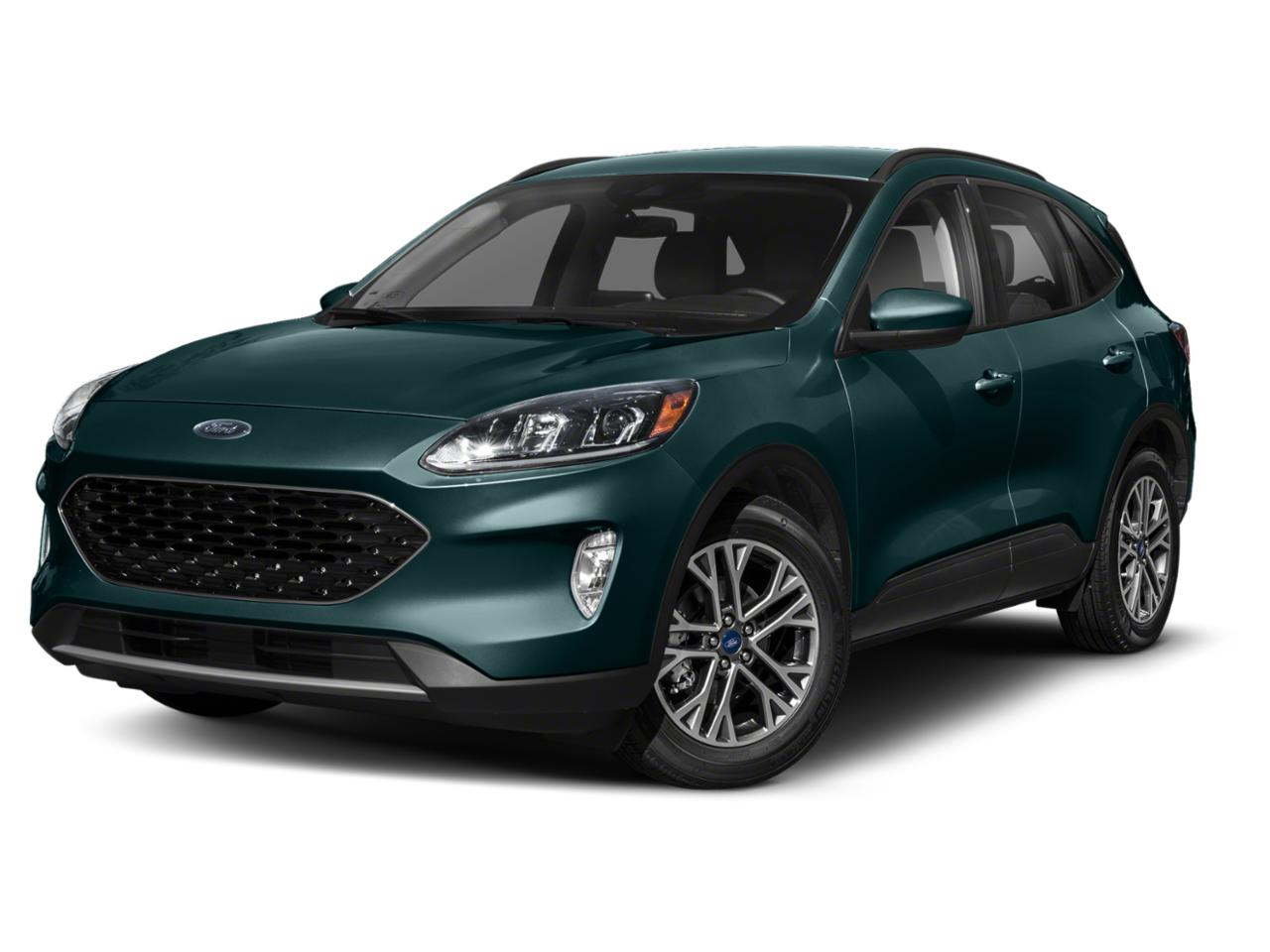 2020 Ford Escape Vehicle Photo in Edinburg, TX 78539