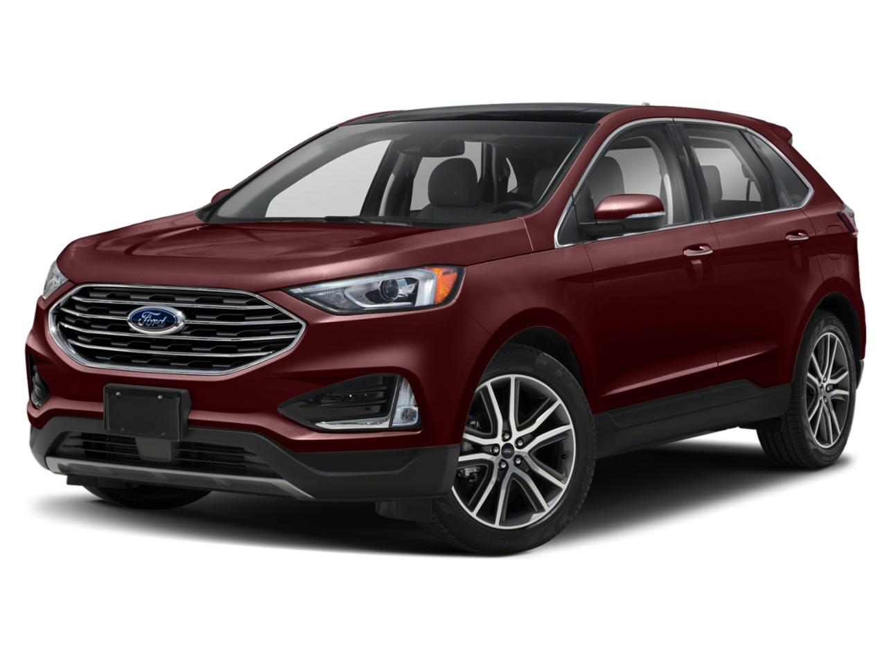2020 Ford Edge Vehicle Photo in Fort Worth, TX 76116
