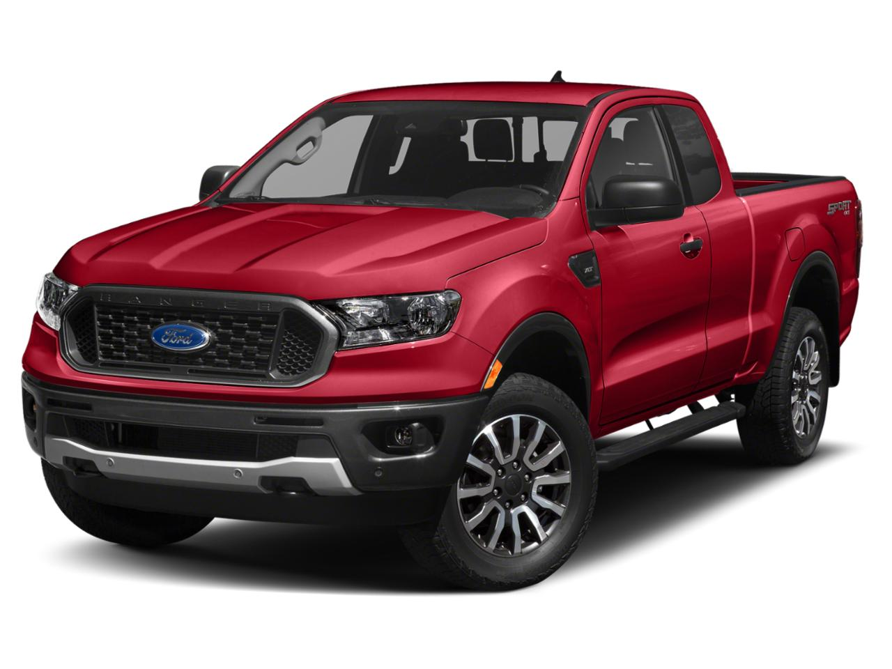2020 Ford Ranger Vehicle Photo in Neenah, WI 54956-3151