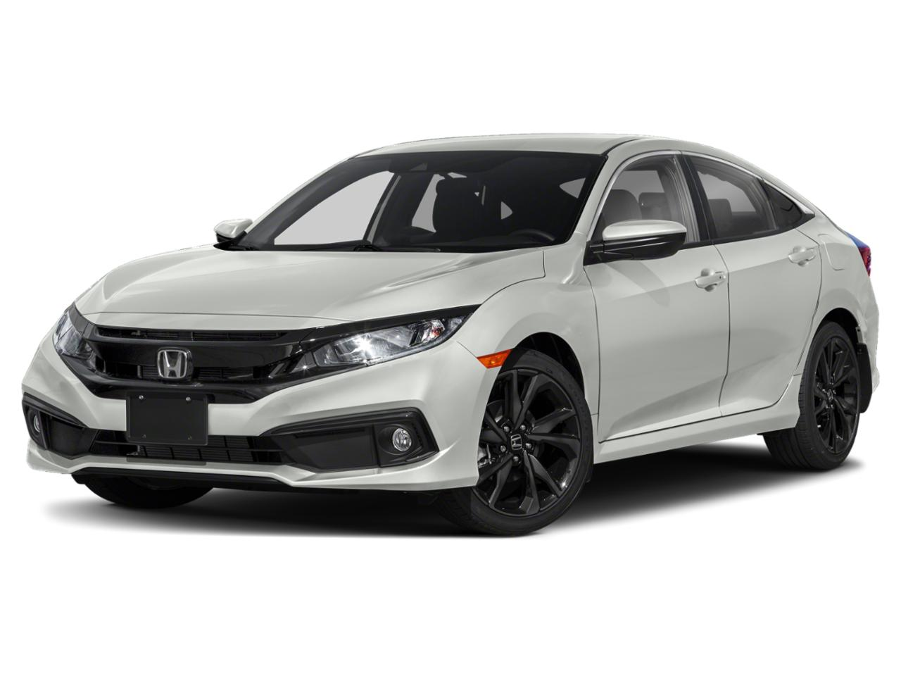 2020 Honda Civic Sedan Vehicle Photo in MEDINA, OH 44256-9631
