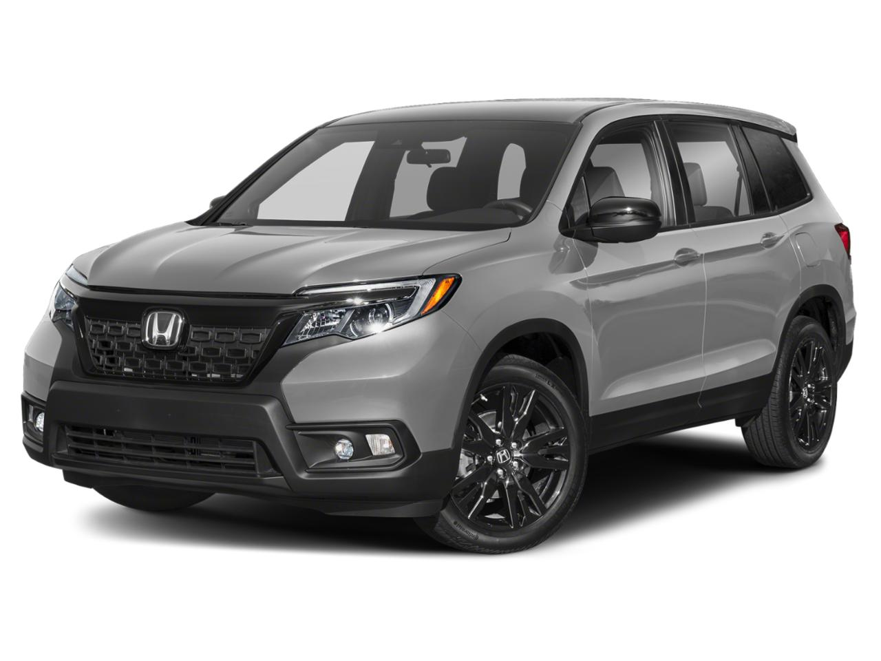 2020 Honda Passport Vehicle Photo in Oshkosh, WI 54904